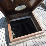 Forward hatch