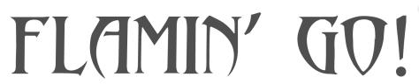 Flamingo logo 5
