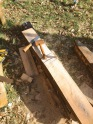 A sharp chisel is such a pleasure to use.... Thanks Mike!