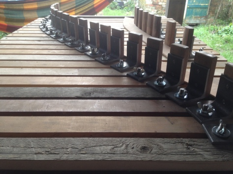 The curving ranks of little Clamp Clones awaiting my bidding